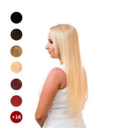 Азиатска коса на треса 55см. 50гр.