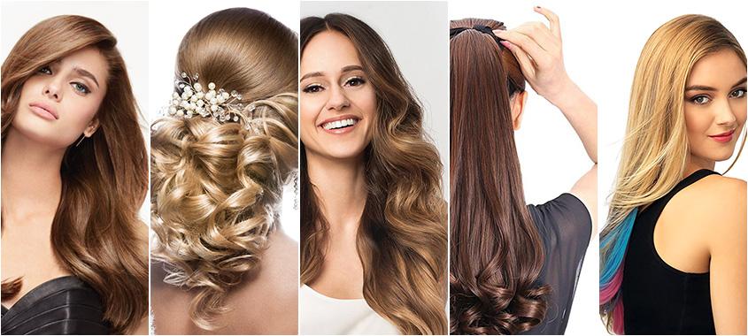 5 причини да използвате екстеншъни за коса